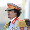 Muammar Gaddafi Photo: MCT