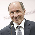 Rebel leader Abdel Jalil Photo: AFP