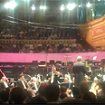 Anti-Israel protest disrupts Philharmonic concert in UK