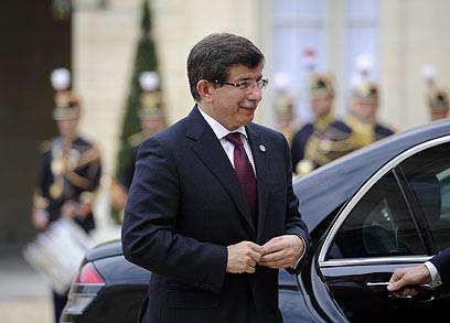Turkish Foreign Minister Ahmet Davutoglu (Photo: AFP)