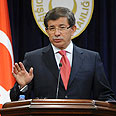 Ahmet Davutoglu Photo: Reuters
