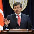 Ahmet Davutoglu Photo: Reuters