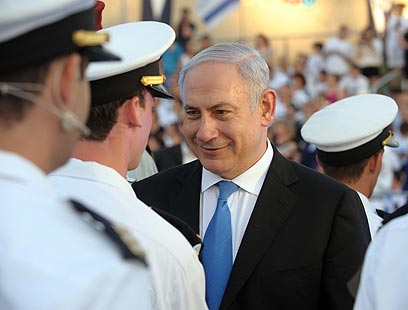 PM Netanyahu (Photo: Avi Ochayon, GPO)