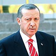 Turkey's Prime Minister Recep Tayyip Erdogan Photo: AFP