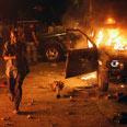 Cairo riots Photo: AP