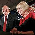 Bob Turner celebrates Photo: AP