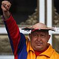 Venezuelan President Hugo Chavez Photo: AP