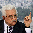 No reference to Palestinian demands. Abbas Photo: Reuters