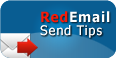 Red email - send news alerts
