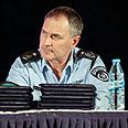 Police Commissioner Yohanan Danino Photo: Noam Moskovich