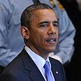Obama at the UN Photo: AFP