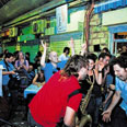אירוע תרבות בשוק צילום: רפי קוץ