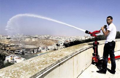 אחד מהתותחים שנרכשו (צילום: שלומי כהן)