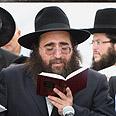 Rabbi Yoshiyahu Pinto Photo: Ilan Sirota