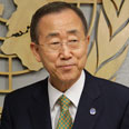 UN Secretary-General Ban Ki-moon Photo: AP