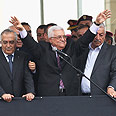Wants more prisoners. Abbas Photo: AFP