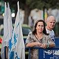 Noam and Aviva Shalit Photo: Noam Moskowitz