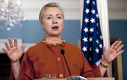 הילרי קלינטון. תיעתר לקריאת המחוקקים? (צילום: AFP)
