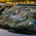 Shattered glass windows Photo: Activestills