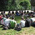 Successful dialogue project between Arabs and Jewish teens Photo: Buthaina Bishara