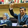 Iran's Ahmadinejad. Existential threat to Israel Photo: AP