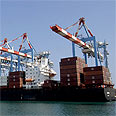 Port of Ashdod Photo: Yaniv Vaaknin