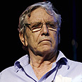 Author Amos Oz Photo: Haim Zach