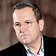 Ehud Barak Photo: Eli Elgarat
