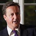 David Cameron Photo: AP