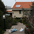 Shalit family home in Mitzpe Hila Photo: Avishag Shaar-Yashuv