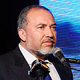 Avigdor Lieberman Photo: Gur Dotan