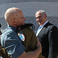 Noam Shalit hugging Gilad on day of his homecoming Photo: Avi Ohayon, GPO