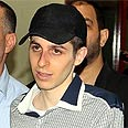 Gilad Shalit transferred from Hamas to Egypt Photo: EPA