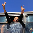 Palestinian prisoners released in Shalit deal (archives) Photo: Reuters
