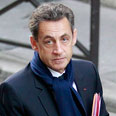 French President Nicholas Sarkozy Photo: Reuters