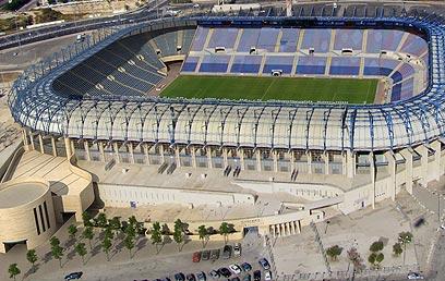 הדמיה של אצטדיון טדי המחודש. יש למה לצפות (הדמיה: ארדיטי בן נעים אדריכלים)