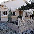 Ashkelon in ruins Photo: Eliad Levy
