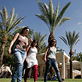 Students at Ben Gurion University (archives) Photo: Eliad Levy
