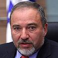 Avigdor Lieberman Photo: Gil Yohanan