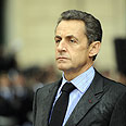 Sarkozy. Personally signed letter Photo: AFP