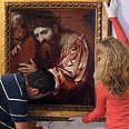 'Christ Carrying the Cross Dragged by a Rogue' was looted from its Jewish owners Photo: Reuters