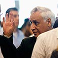 Moshe Katsav in court (archives) Photo: Reuters