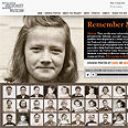 'Remember Me' project Photo: United States Holocaust Memorial Museum