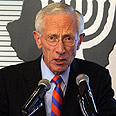 Bank of Israel Governor Stanley Fischer Photo: Gil Yohanan