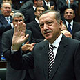 Turkish Prime Minister Recep Tayyip Erdogan Photo: AFP