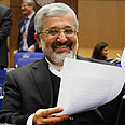 Iranian envoy to IAEA Photo: AP