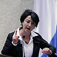 Opinionated. MK Zoabi Photo: Alex Kolomoisky