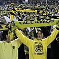 Beitar Jerusalem fans. 'We're a team of Jews' Photo: Mor Shuali
