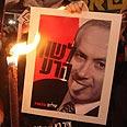 'Bibi, you've gone too far' Photo: Moti Kimhi