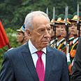 President Shimon Peres Photo: GPO
